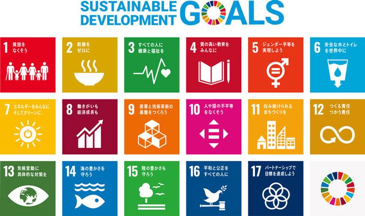 五千尺流 SDGsに対する取組みに関するお知らせ